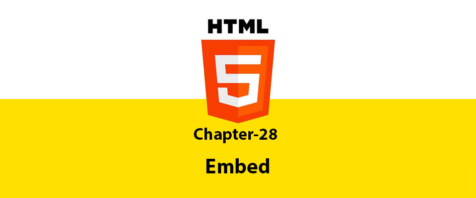 Chapter 28: Embed