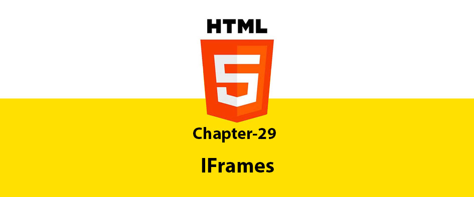Chapter 29: IFrames