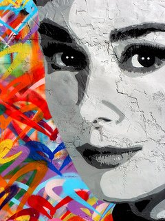 Audrey Hepburn Posters and Prints - The Google Doodle Plus What's Available and Where to Buy