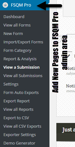 API-FSQMPro-Pages