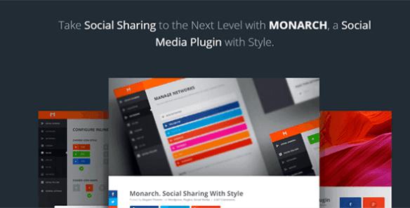 Monarch Wordpress Theme