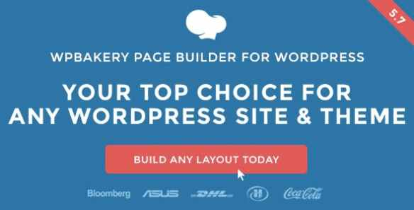 WPBakery Wordpress Plugin, WP Bakery Page Builder v6.4.2