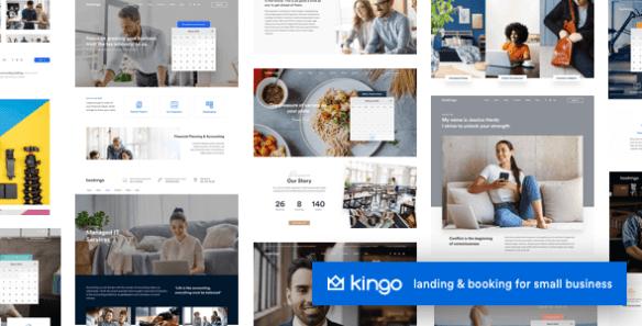 Kingo WordPress Theme