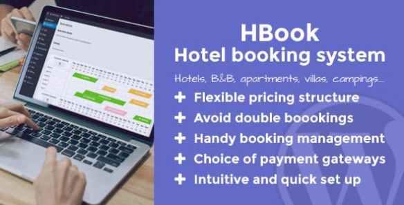 HBook WordPress Plugin