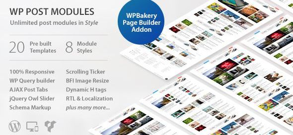 WP Post Modules