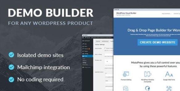 Demo Builder