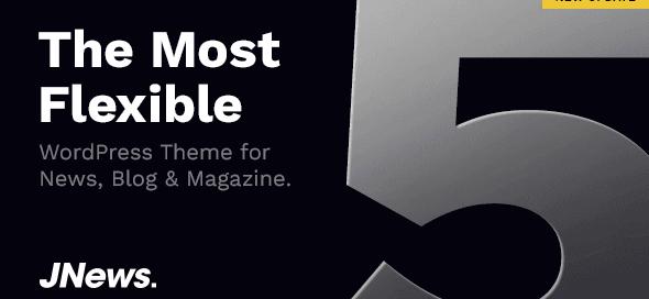 JNews WordPress Theme