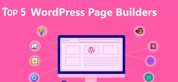 page builders wordpress