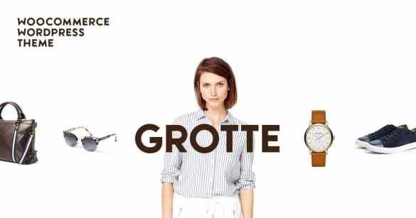 Grotte WooCommerce WordPress Theme