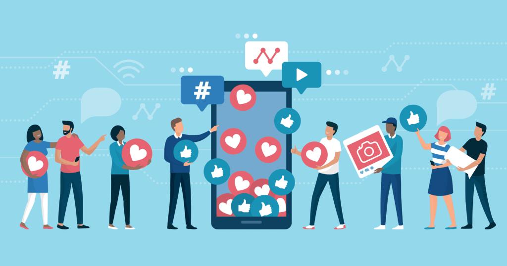 Social Media Marketing, Digital Marketing Strategies