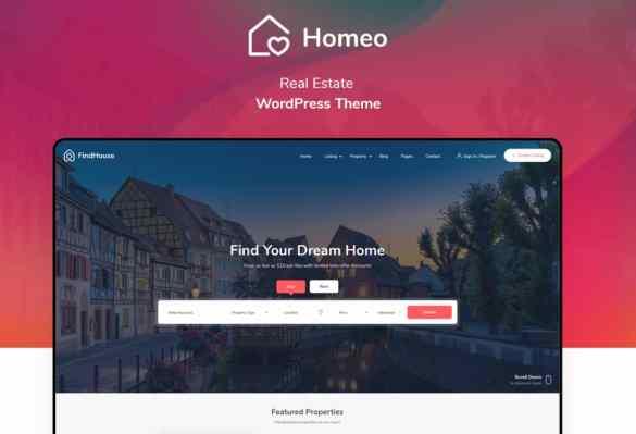 homeo-real-theme