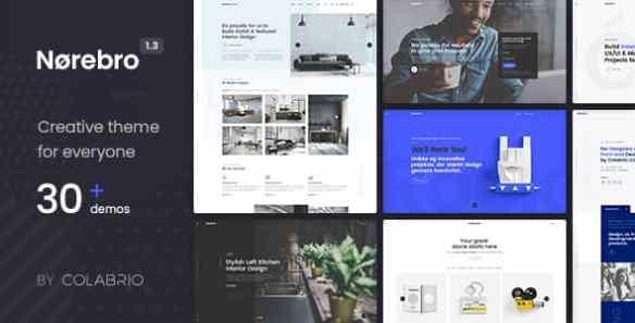 norebro-creative-multipurpose-portfolio-theme