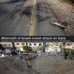 Różnica między rakieta petardą Palestyńczyków, zrobioną z rury ściekowej a rakietą Żydów. Konflikt czy ludobójstwo?