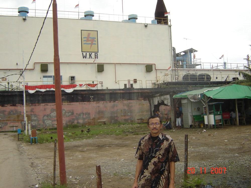 Berkunjung ke Aceh 19-21 Nov 2007 (2/6)