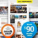 GOLIATH WP theme Review