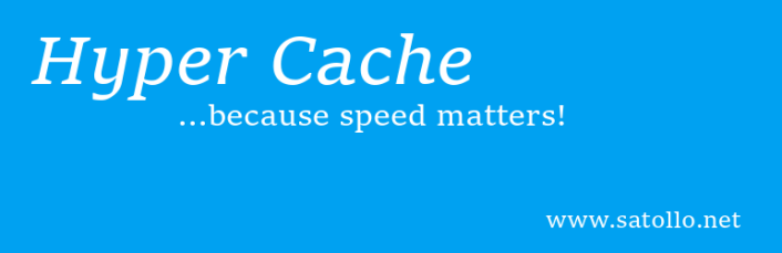 Hyper Cache, Cache plugin, WordPress cache Plugin