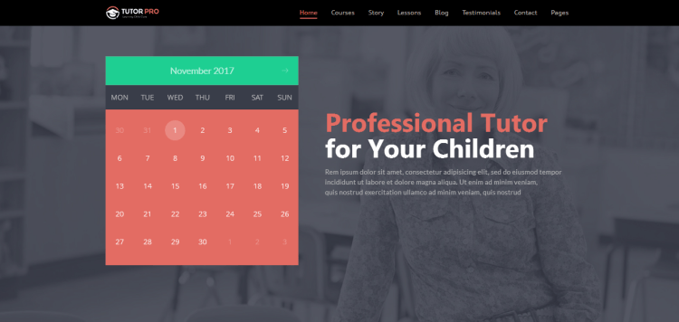 best-Premium-LMS-education-WordPress-themes-TutorPro-WPreviewteam