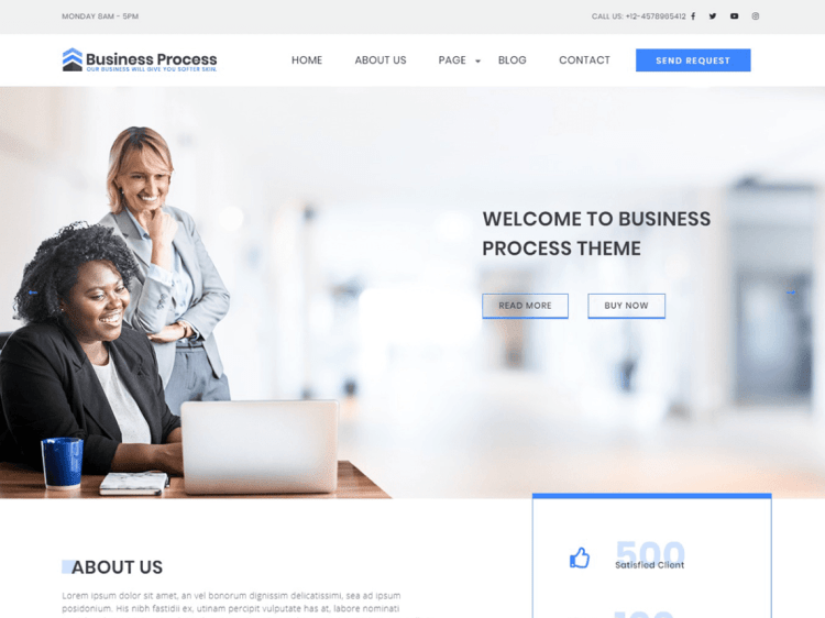 trending free WordPress themes