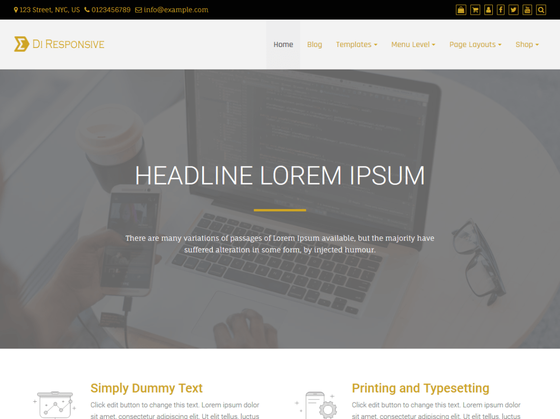 20+ Best responsive WordPress themes | WP Review Team
