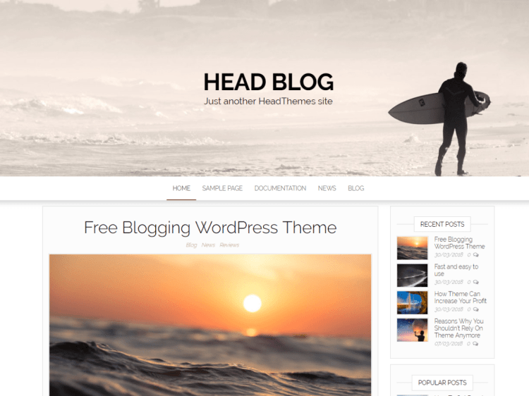 Headblog-free-WordPress-blogging-themes-WPreviewteam