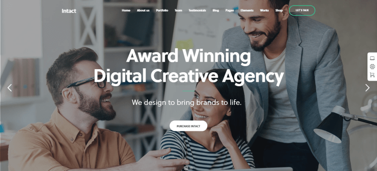 WordPress themes for Corporate Business