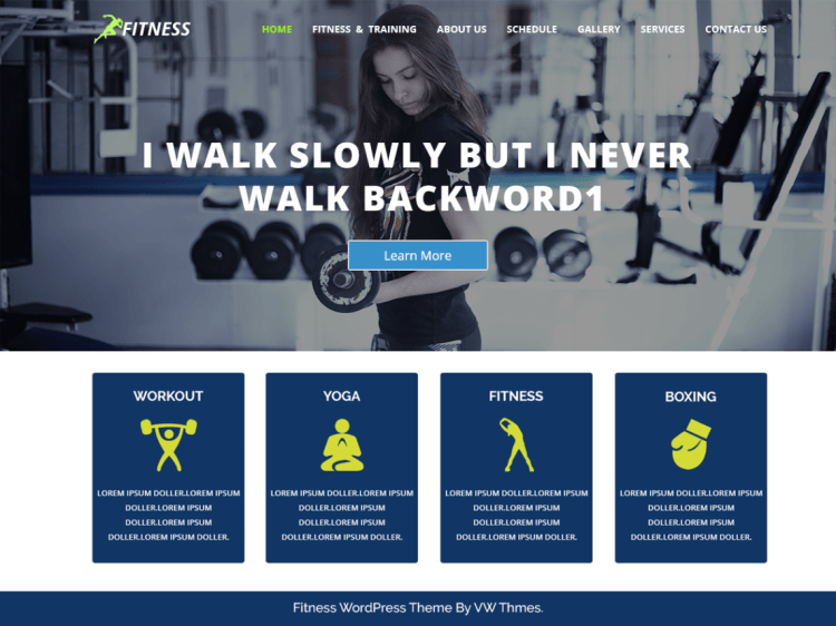 VWFitness-top-best-free-fitness-WordPress-themes-WPreviewteam
