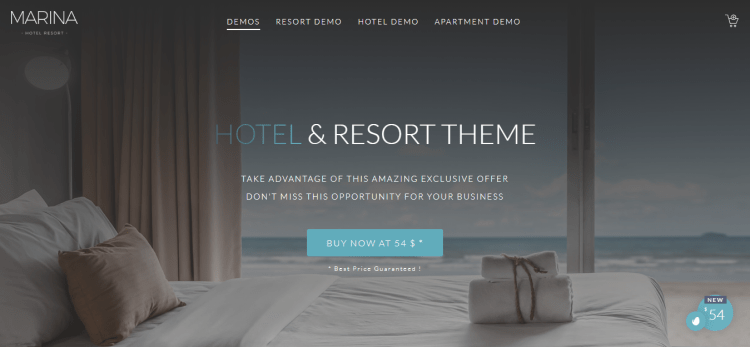 Marina-premium-hotel-WordPress-theme-WPreviewteam
