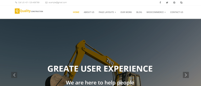 free-construction-responsive-WordPress-theme-Quality-Construction
