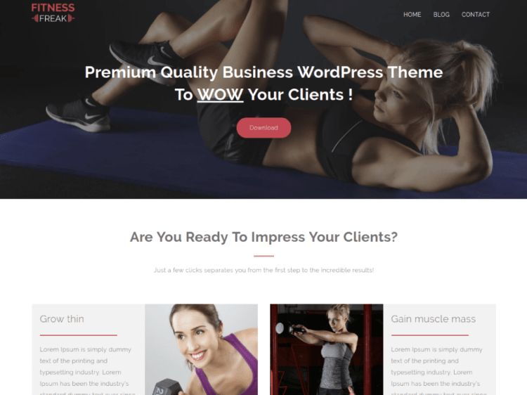 Fitness-Freak-fitness-best-free-WordPress-theme-WPreviewteam