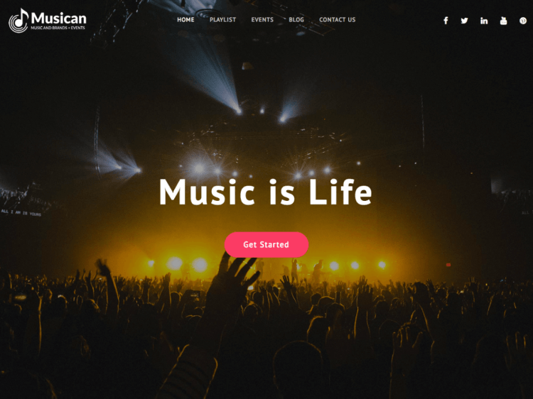 Musican-free-responsive-music-WordPress-theme-WPreviewteam