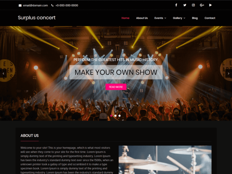 Surplusconcert-responsive-concerts-bands-Yudleethemes