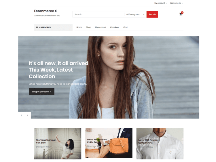EcommerceX-free-responsive-WordPress-themes-WPreviewteam