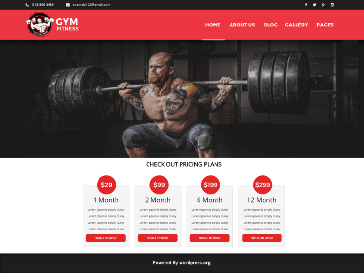 Gymfitness-free-fitness-WordPress-theme-WPreviewteam