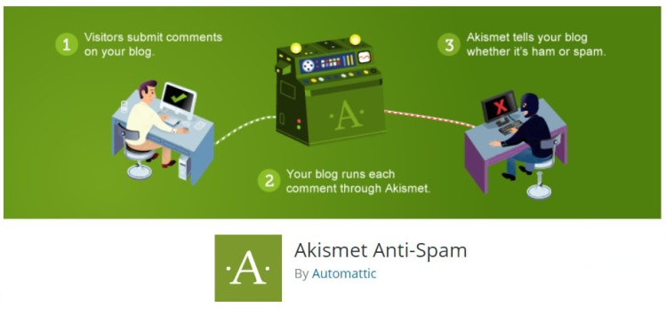 What is Akismet plugin and why it's very important for your