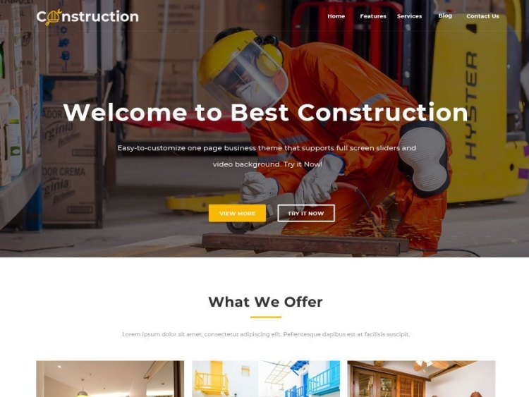 BestConstruction-free-construction-WordPress-theme-WPreviewteam