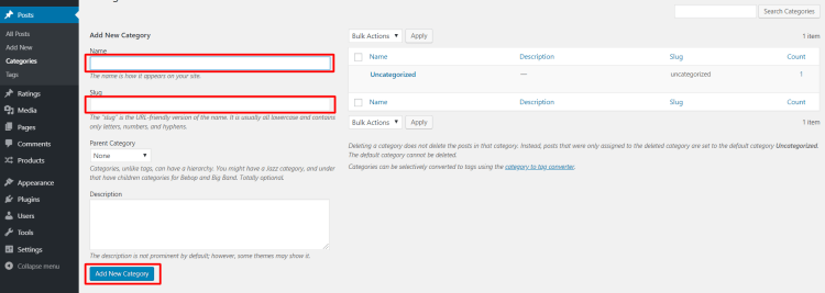 how-to-add-category-in-WordPress-WPreviewteam
