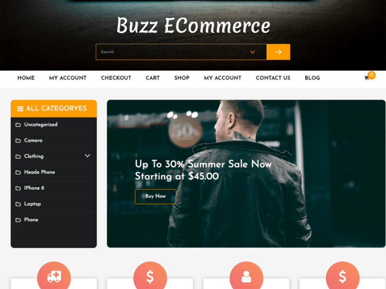 Buzz-Ecommerce-free-responsive-WordPress-theme-WPreviewteam