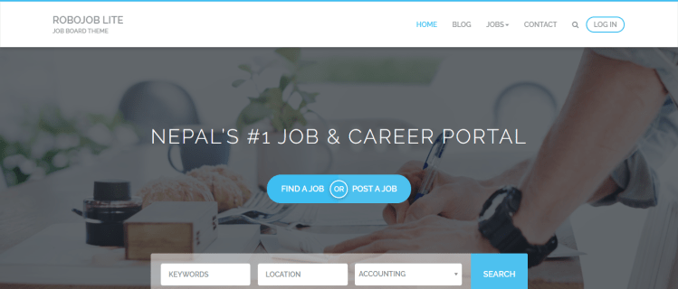 RobojobLite-free-best-Job-Board-WordPress-theme-WPreviewteam