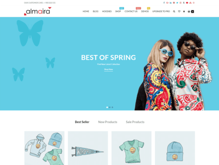 AlmiraShop-free-responsive-best-eCommerce-WordPress-themes-WPreviewteam