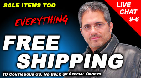 Free shipping on all jamin leather products available