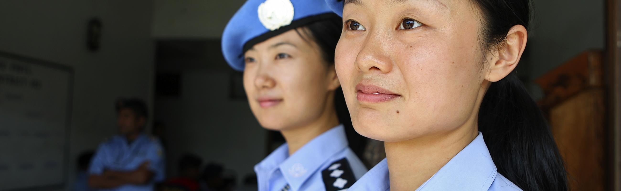 Peacekeeping – UNMIT