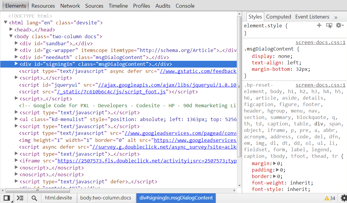 Why Chrome Developer Tools is Every WordPress Developer's Best