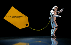if is stormtrooper moonwalk | wordpress conditional tags