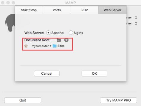 WordPress-local-install-MAMP-5
