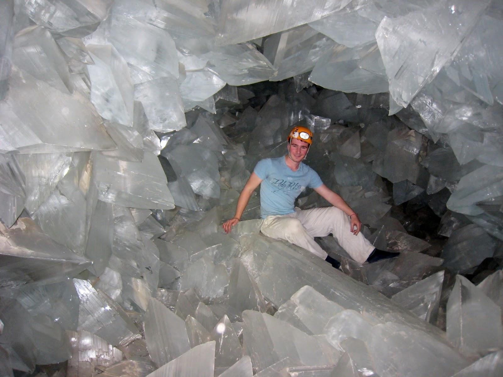 codage de la géode de la grotte
