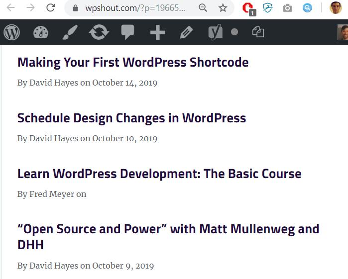 https://wpshout.com/media/2019/10/wordpress exemple de dépannage de développement de plug-in