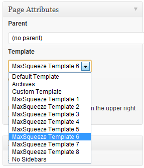Squeeze-Page-Templates