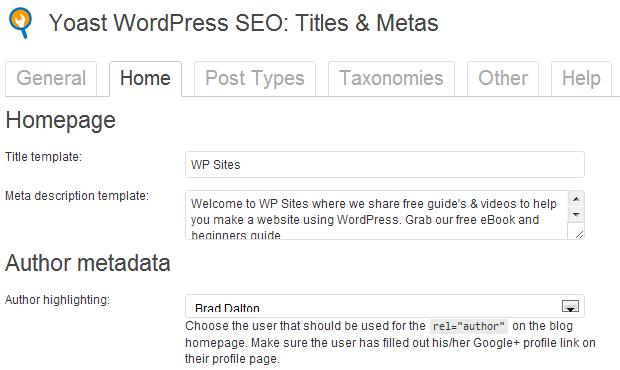Titles & Meta Descriptions