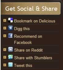 Share and Follow Social Media Plugin for WordPress