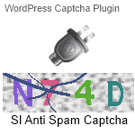 Anti Spam Captcha Plugin for WordPress